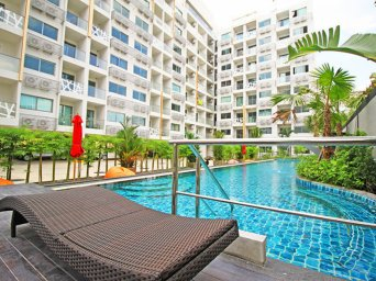 Condo at Waterpark (Pratumnak)