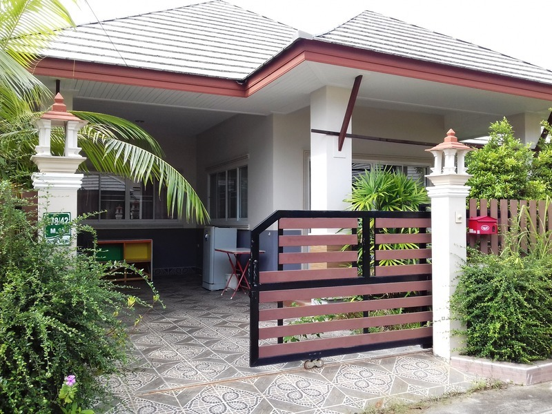House in Baan Dusit Pattaya View (Sattahip)