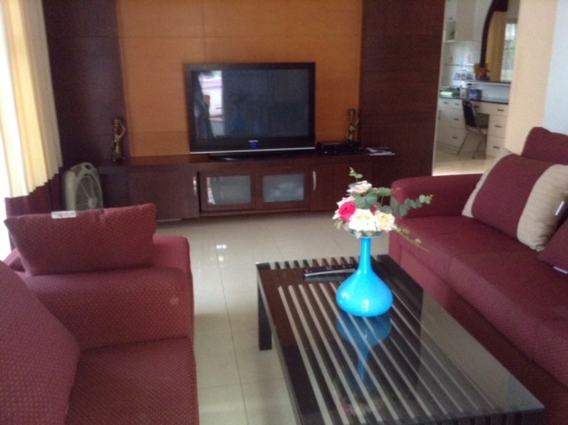 House in Baan Dusit Pattaya (Sattahip)